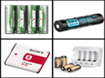 Recycleable Batteries